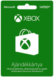 Microsoft Xbox Live Card 14990 HUF