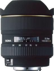 SIGMA AF-S DX 12-24mm f/4.5-5.6 II DG HSM (Nikon)