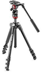 Manfrotto Befree Live Fluid Head Tripod (MVKBFR-LIVE)