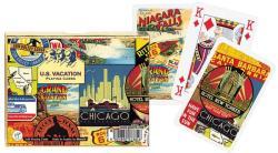 Piatnik U. S. Vacation kártya