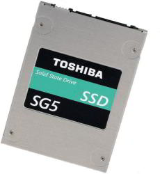 Toshiba SG5 256GB SATA3 THNSNK256GCS8