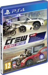 Ubisoft The Crew [Ultimate Edition] (PS4)