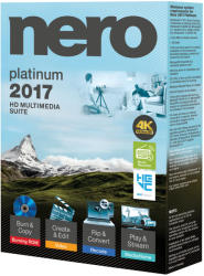 Ahead Nero 2017 Platinum 4052272001861