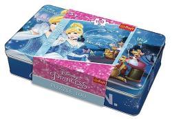 Trefl Disney Princess Hamupipőke 100 db-os (53013)