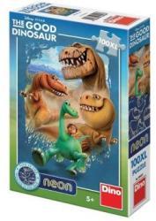 Dino Neon Puzzle Dinoszauruszok XL - 100 db-os