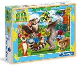 Clementoni Julien király puzzle 30 db-os (08510)