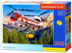 Castorland Szállító helikopter 300 db-os (PEP-B-030125)
