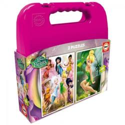 Educa Disney Csingiling puzzle táskában, 2x48 db-os (E16515)