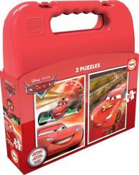 Educa Disney Verdák puzzle táskában, 2x20 darabos (E16509)
