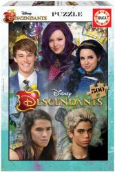Educa Descendants - Utódok - 500 db-os puzzle (16552)