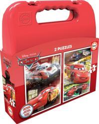 Educa Disney Verdák puzzle táskában, 2x48 darabos (E16512)