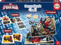 Educa Pókember szupercsomag - 2x puzzle, 1 pexesó és 1 dominó (E15675)