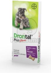 Drontal ® Plus 150/144/50 mg tablete aromate A. U. V. 6 tablete