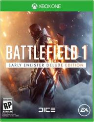 Electronic Arts Battlefield 1 [Early Enlister Deluxe Edtion] (Xbox One)