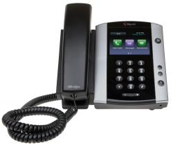 Polycom VVX 500 Skype for Business/Lync Edition (2200-44500-019)
