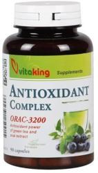 Vitaking Antioxidant Complex ORAC-3200 étrendkiegészítő kapszula - 90db