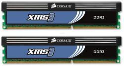 Corsair 4GB (2x2GB) DDR3 1600MHz CMX4GX3M2A1600C9