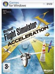 Microsoft Flight Simulator X Acceleration Expansion Pack (PC)