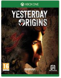 Microids Yesterday Origins (Xbox One)