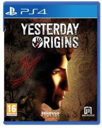 Microids Yesterday Origins (PS4)