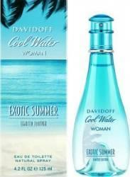 Davidoff Cool Water Woman Exotic Summer (Limited Edition) EDT 125ml