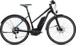 CUBE Cross Hybrid Pro Allroad 400 Lady (2017)