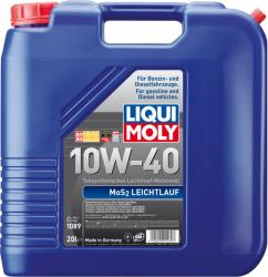LIQUI MOLY MoS2 10W40 20L