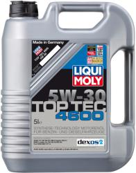 LIQUI MOLY TOP TEC 4600 5W30 4L