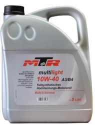 MTR Multilight 10W40 4L