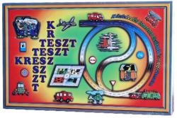Kresz-Teszt - nagy dobozos társasjáték