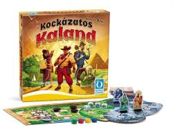 Queen Games Kockázatos Kaland