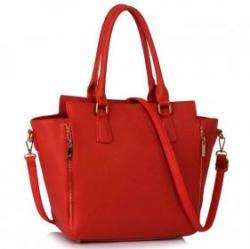 LeeSun Piros női táska - Dasha