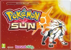 Nintendo Pokémon Sun [Deluxe Edition] (3DS)