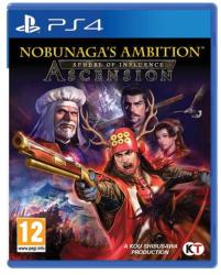 KOEI TECMO Nobunaga's Ambition Sphere of Influence Ascension (PS4)