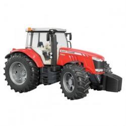 BRUDER Massey Ferguson 7600 traktor