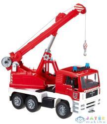 BRUDER MAN TGA darus tűzoltóautó 43cm (KK-02770B)