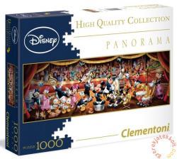 Clementoni Panoráma puzzle - Disney mesehősök 1000 db-os (39347)