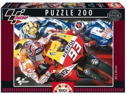 Educa Moto GP puzzle 200 db-os (15904)