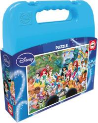 Educa Disney világ puzzle táskában 100 db-os (16517)