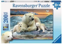 Ravensburger Jegesmedvék XXL puzzle 200 db-os