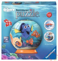 Ravensburger Szenilla nyomában 3D gömb puzzle 72 db-os (12193)