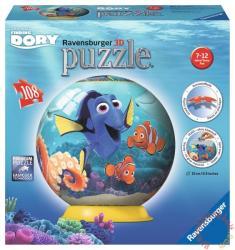 Ravensburger Szenilla nyomában 3D gömb puzzle 108 db-os (12264)