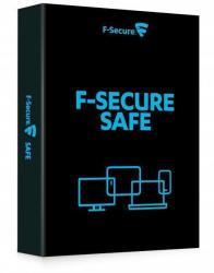 F-Secure SAFE (1 User, 1 Year) FCFXBR1N001E1