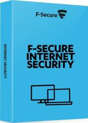 F-Secure Internet Security (1 User, 1 Year) FCIPOB1N001E2