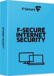 F-Secure Internet Security (1 User, 1 Year) FCIPOB1N001E2