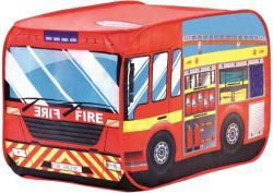 Bino Tűzoltóautó játszósátor (82815)