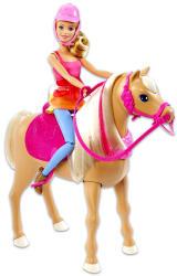 Mattel Barbie táncoló lovacskával (DMC30)