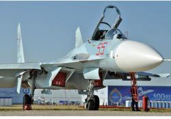 Revell Sukhoi Su-27 SM Flanker (4937)