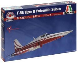 "Italeri F-5E Tiger II ""Patrouille Suisse"" 1/72 1333"