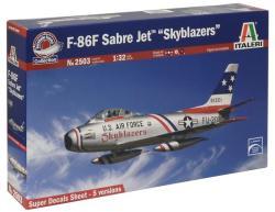 "Italeri F-86F Sabre ""Skyblazers"" 1/32 2503"